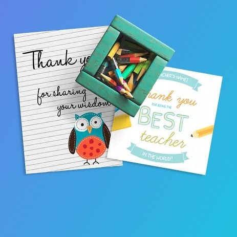 For Being The Best Teacher Thank You Card For Teacher Free Greetings Island Teacher Appreciation Cards Teacher Cards Teacher Thank You Cards