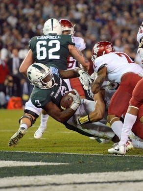 Couch 3 Quick Takes On Msu S Holiday Bowl Win In 2020 Michigan State Football Michigan State Usa Today Sports