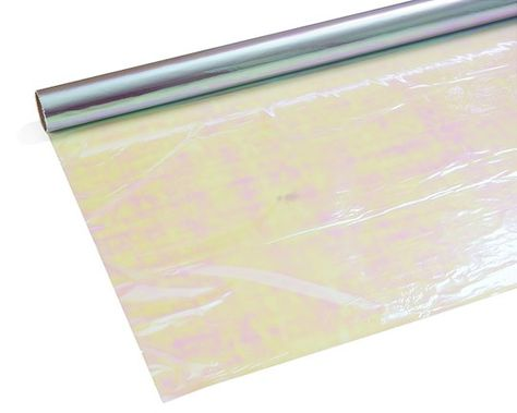 Shrink Wrap Rolls Iridescent 30 Inches X 5 Feet By