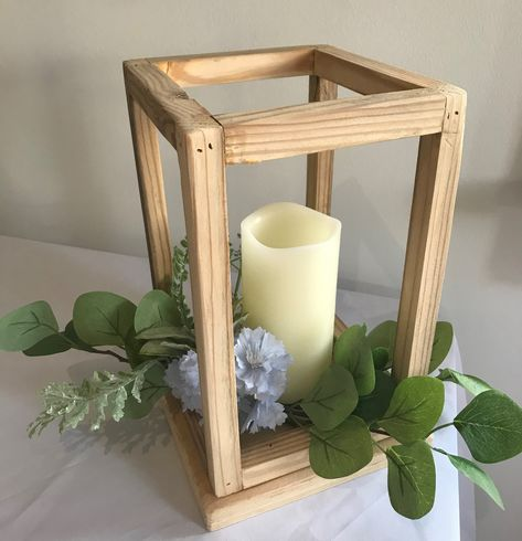 Handmade wooden lantern with candle would look perfect on your tables! #sayido #celebration #love #celebratelove #happines #wedding #weddingreception #receptionvenue #weddingvenue #ballroomatwindsor #farmweddingvenue #weddingday