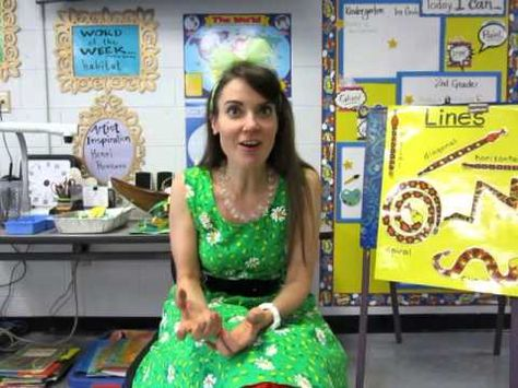 Use this easy technique to relax and calm a group of children and prepare them to learn! Videos created by Cassie Stephens