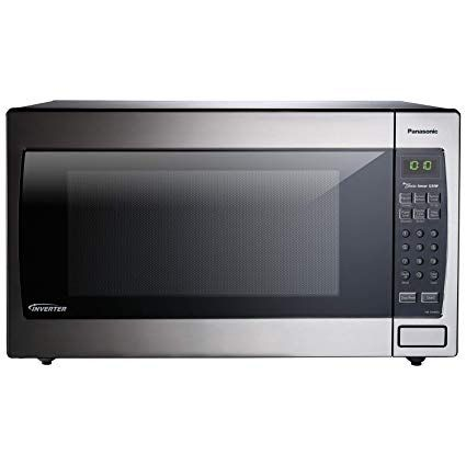 Panasonic NN SN966S Built in Microwave