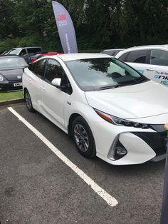 The Toyota Prius Hatchback 1 8 Vvti Plug In Excel 5dr Cvt Car