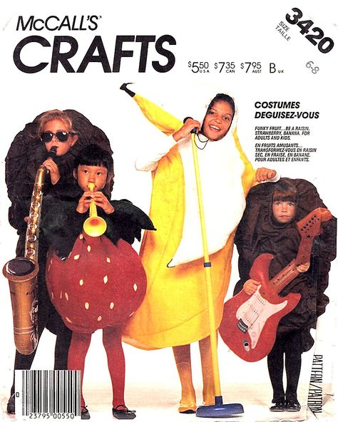 McCall/'s 6142 Unisex Child and Adult Clown Costumes   Sewing Pattern