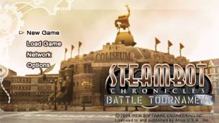 Steambot Chronicles Battle Tournament Psp Iso Free Download