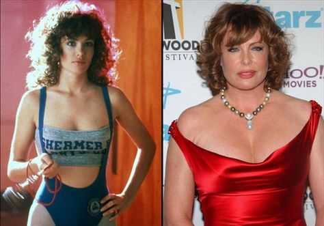 Kelly LeBrock was born March 1960 in New York, NY.