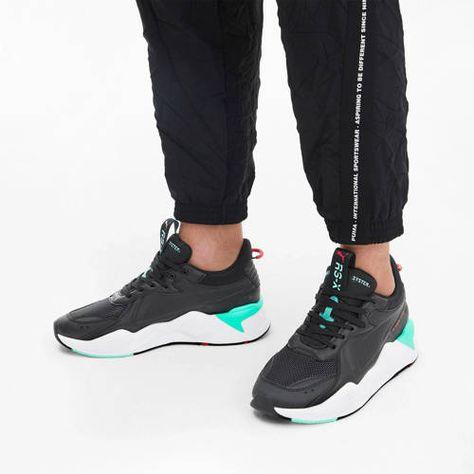 Puma RS-X Master sneakers zwart/mintgroen in 2020 - Zwart en ...