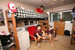 Dorm room in sullivan hall uw madison wisconsin badgers dorm room in sullivan hall uw madison wisconsin badgers pinterest dorm dorm room and hall publicscrutiny Choice Image