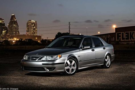 Superfast Saab 9 5 Aero 10 000 For A 600hp Car Saab Honda Civic Si Tuner Cars