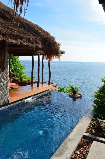 °°L'hôtel de mes rêves en Thaïlande°° - °°lejardindeclaire°°