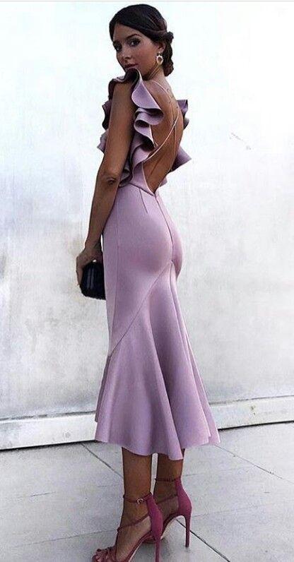 6ec720d88811 Traje de fiesta 2018 | modele en 2019 | Vestidos, Trajes de fiesta y ...