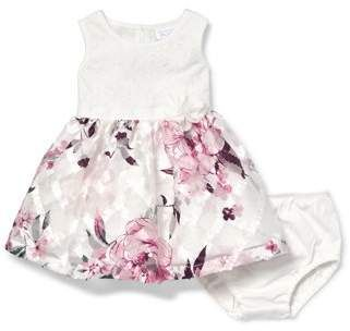 The Childrens Place Baby Girls Sleeveless Pleated Dress