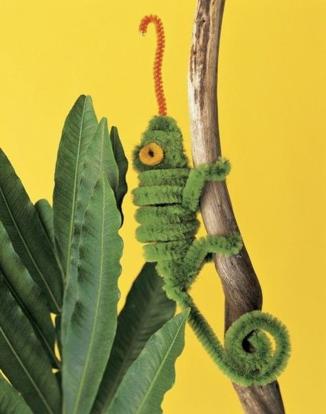 Photo of 50 kreative Ideen für Basteln mit Pfeifenputzer
