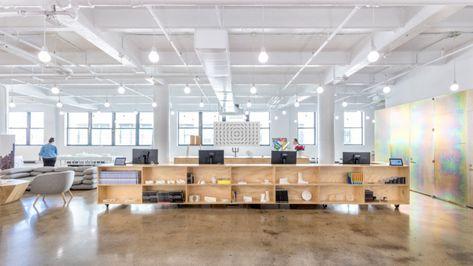 Office Tour Big Bjarke Ingels Group Offices New York City