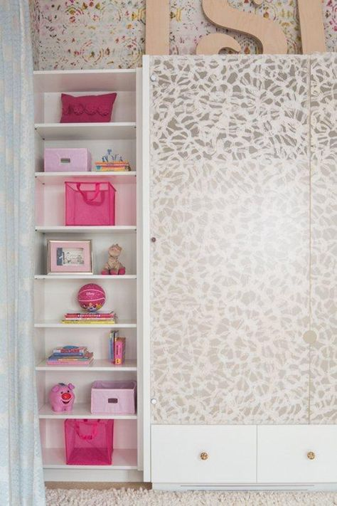 A Playfully Patterned Room in Wyoming