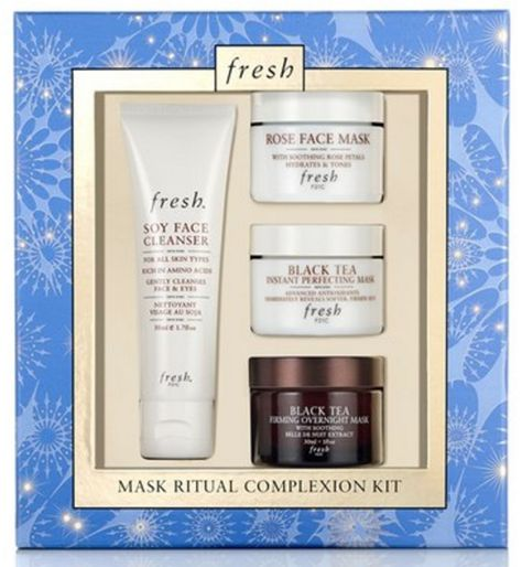 Fresh Mask Ritual Complexion Kit