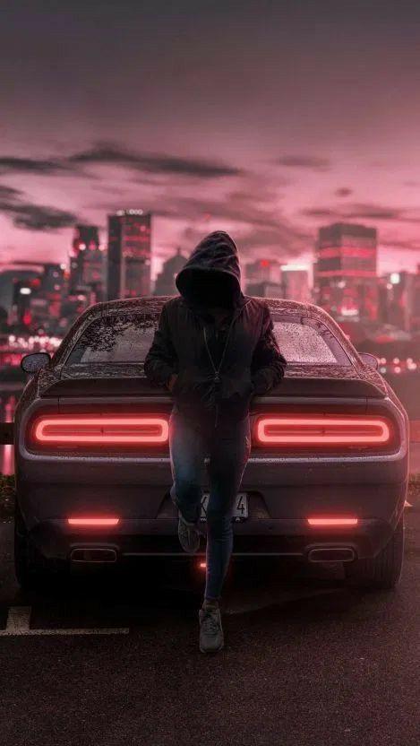 Omg Dodge In 2020 Iphone Wallpaper Neon Wallpaper