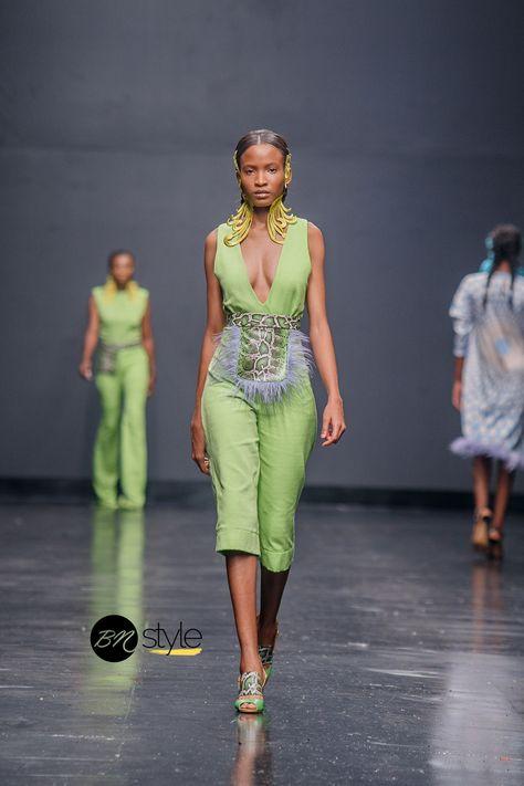 Lagos Fashion Week 2018 | Sunny Rose | BN Style