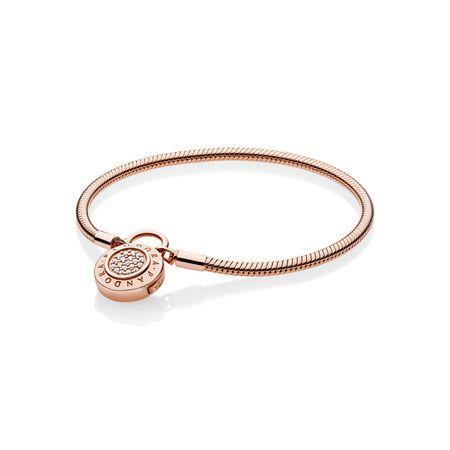Pandora Moments Mesh Bracelet   Pandora bracelet charms, Snake ...