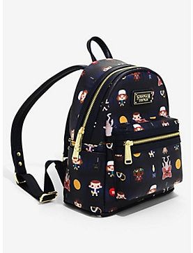 Loungefly Stranger Things Forest Mini Backpack - BoxLunch