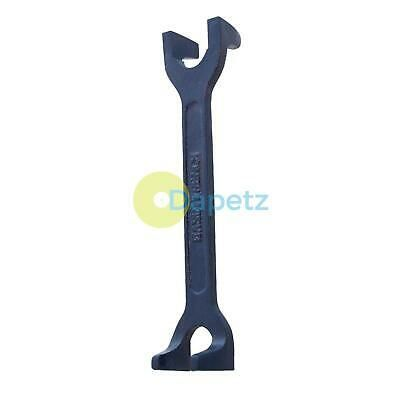 "Fixed Basin Copper Pipe Wrench Tap 1//2/"" /& 3//4/"" Sink Plumber 15mm 22mm Bathroom"