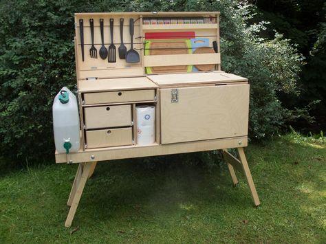 Küchenkisten Bausätze Willi Wood u2014 Neat Boy Scout Patrol Box - outdoor k amp uuml che selber bauen