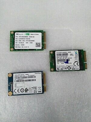 Ebay Link Ad Msata 128gb Ssd Lot Of 3 T 10 Ssd Ebay 10 Things