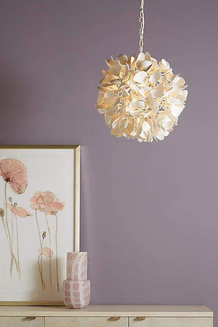 Magnolia Chandelier in 2020 | Handmade chandelier, Flower