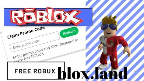 Bloxland Promo Code Roblox Get The Chance To Win Huge Amount As