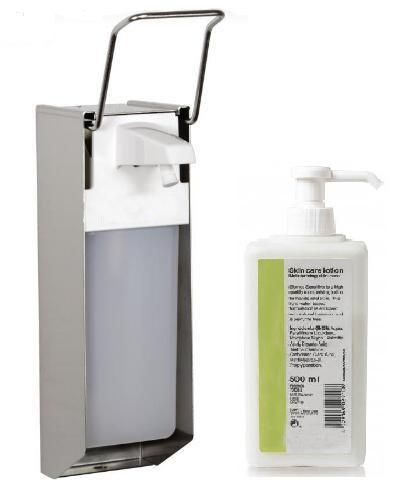 Hot Sale 304 Stainless Steel Liquid Soap Dispenser Bathroom Shower
