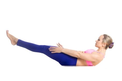 A strong core matters for many reasons - not only to get that 6 packs! It helps with posture, balance, back health and much more. How wonderful that yoga can help build some core strength!