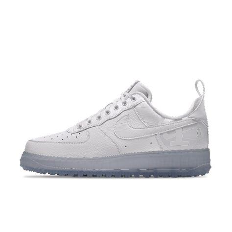 Calzado para hombre Nike Air Force 1 Low iD Winter White