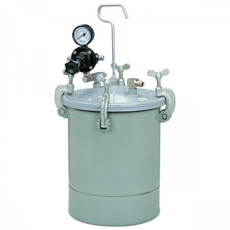 2 1 2 Gal Air Pressure Paint Tank In 2020 Pressure Pot Wood Turning Painted Pots