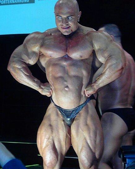 Deutscher bodybuilder