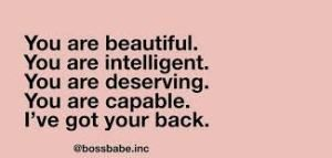I Ve Got Your Back Self Compassion At Its Best In Pursuit Of Happiness Got Your Back Quotes Self Compassion You Got This