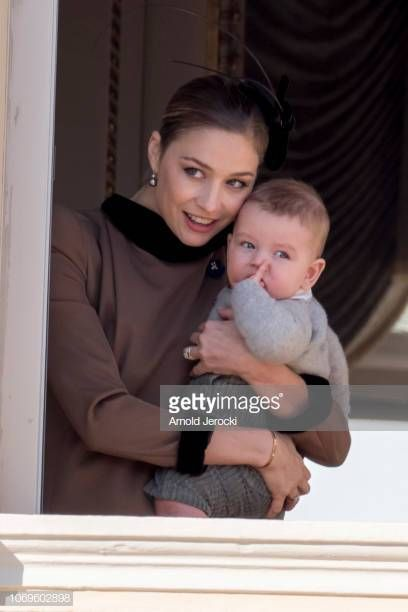 Beatrice Casiraghi And Her Son Maximilian Casiraghi Attend Monaco National Day Celebrations On November 19 2018 I Monaco Royal Family Beatrice Casiraghi Monaco