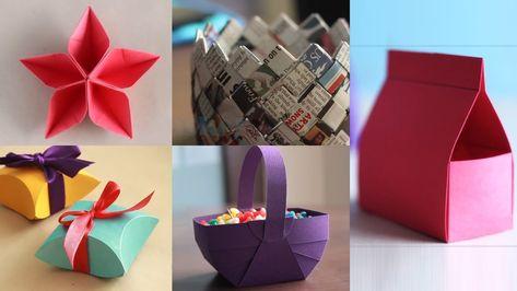 5 Best Paper Crafts