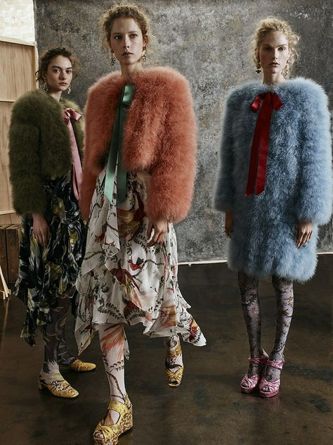 Top 50 Looks From the Pre-Fall 2017 Collections Photos | W Magazine