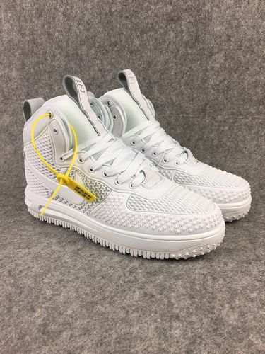 outlet store c7cd7 732cf 2018 Spring Fashion Nike Lunar Force 1 Duckboot High Jungle Green  Fashion  ShoesSneakers