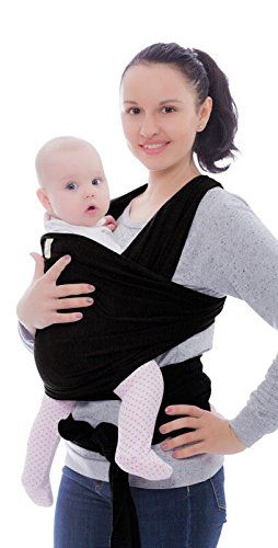 Baby Wrap Carrier By Keababies All In 1 Stretchy Baby Wraps Baby