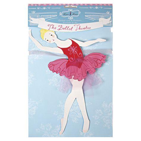 Adorable Ballerina Dance Pointe Shoes Tour Jete 18 Mylar Balloon