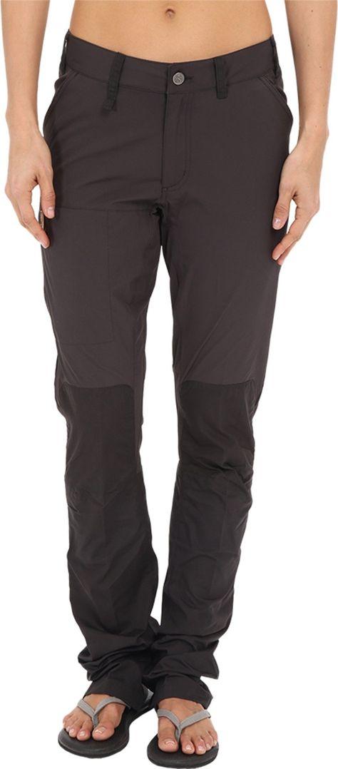 Fjallraven Women's Abisko Lite Trousers, Dark Grey, 42