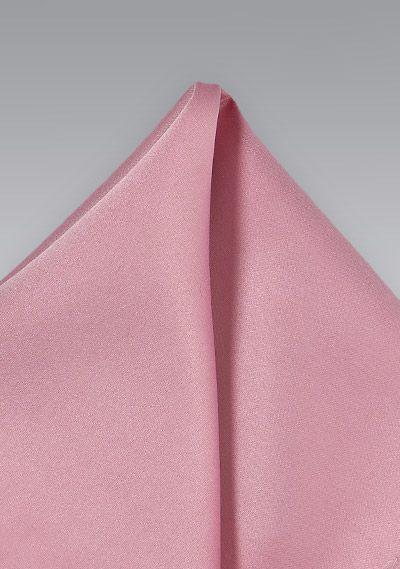 Einstecktuch Poly Faser Rose Einstecktuch Tuch Weisses Einstecktuch
