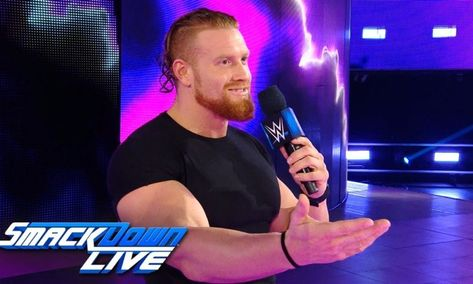 Buddy Murphy made his WWE SmackDown debut but it did not air on TV