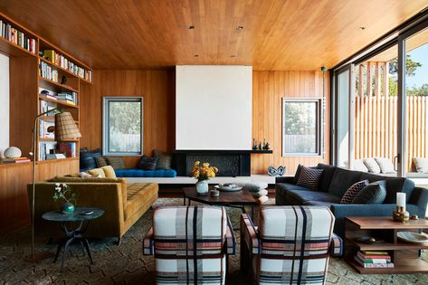 Step Inside a Family's Sophisticated Santa Cruz Getaway | Architectural Digest