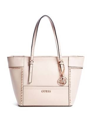 Delaney Studded Tote | shop.GUESS.com