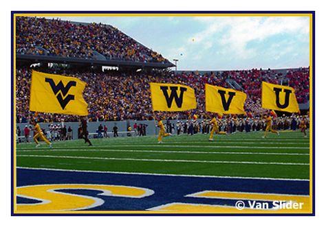 West Virginia University Football