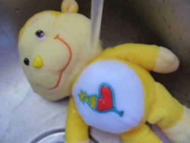 Can You Wash Stuffed Animals That Say Surface Wash Only How To Wash Stuffed Animals Washing Stuffed Animals Pet Toys Preschool Toys