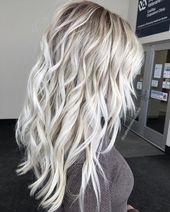 Gorgeous blonde hair with highlights & highlights. Like you the perfect ...  - H... - #blonde #gorgeous #highlights #perfect - #Alexandrine'sBoysHair2019