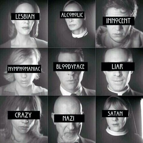 Image about american horror story in AHS💀 by Private User